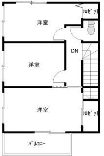 鶴ヶ島市脚折町 リノベーション住宅 中古一戸建 1280万円 36坪